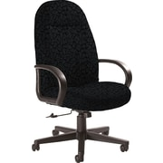Global Custom Manager's Chair, Java, Premium Grade