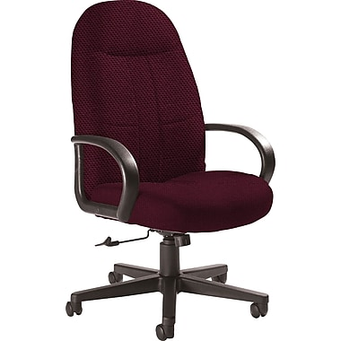 Global Custom Manager's Chair, Cherry Fields, Ultra-Premium Grade