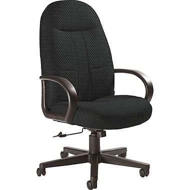 Global Custom Manager's Chair, Thunder, Ultra-Premium Grade