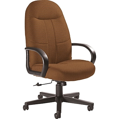Global Custom Manager's Chair, Ochre, Ultra-Premium Grade