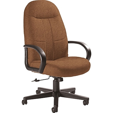 Global Custom Manager's Chair, Acorn, Ultra-Premium Grade