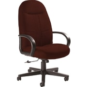 Global Custom Manager's Chair, Sienna, Ultra-Premium Grade