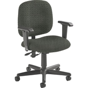 Global Custom Adjustable Task Chair, Sea Side, Premium Grade