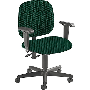 Global Custom Adjustable Task Chair, Atrium, Premium Grade