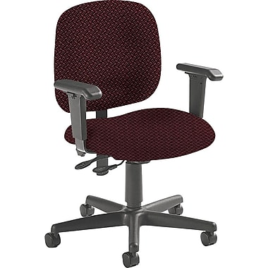 Global Custom Adjustable Task Chair, Rhapsody, Premium Grade