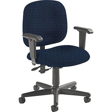 Global Custom Adjustable Task Chair, Ocean, Premium Grade