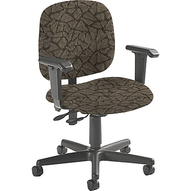 Global Custom Adjustable Task Chair, Bullion, Premium Grade