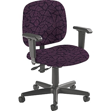Global Custom Adjustable Task Chair, Tempest, Premium Grade