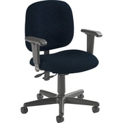 Global Custom Adjustable Task Chair, Volcanic Ash, Ultra-Premium Grade