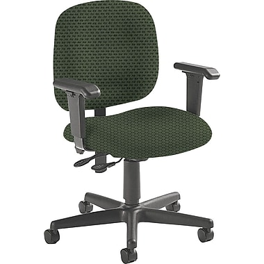 Global Custom Adjustable Task Chair, Leaf, Ultra-Premium Grade