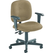 Global Custom Adjustable Task Chair, Melon, Ultra-Premium Grade