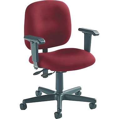 Global Custom Adjustable Task Chair, Shiraz, Ultra-Premium Grade