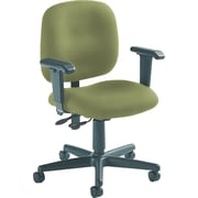 Global Custom Adjustable Task Chair, Verdant, Ultra-Premium Grade