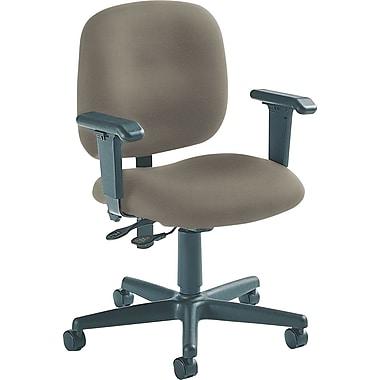 Global Custom Adjustable Task Chair, Camel, Ultra-Premium Grade