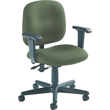 Global Custom Adjustable Task Chair, Jade, Ultra-Premium Grade