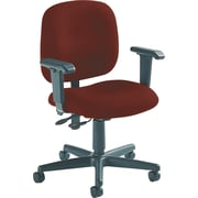 Global Custom Adjustable Task Chair, Sienna, Ultra-Premium Grade
