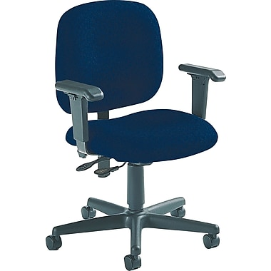 Global Custom Adjustable Task Chair, Sapphire, Ultra-Premium Grade