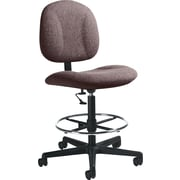Global Custom Deluxe Drafting Chair, Canyon, Premium Grade