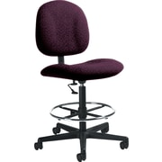 Global Custom Deluxe Drafting Chair, Tempest, Premium Grade