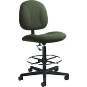 Global Custom Deluxe Drafting Chair, Leaf, Ultra-Premium Grade