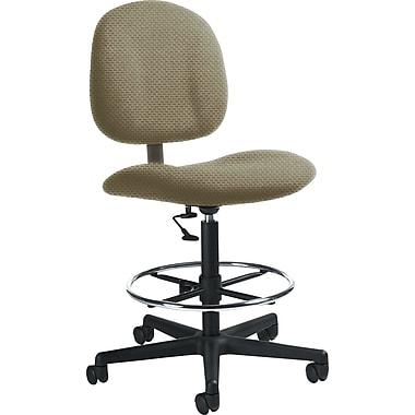 Global Custom Deluxe Drafting Chair, Melon, Ultra-Premium Grade
