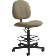 Global Custom Deluxe Drafting Chair, Melon, Ultra-Premium Grade