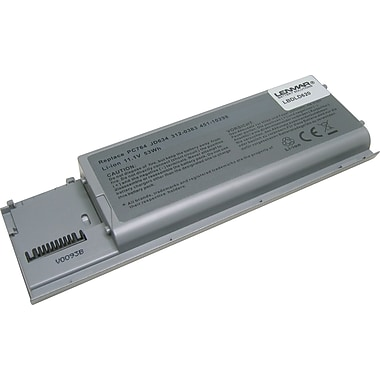 Lenmar Replacement Battery For Dell Latitude D620 Laptop Computers (LBDLD620)