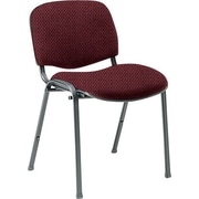 Global Custom Deluxe Stacking Chair, Rhapsody, Premium Grade