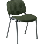 Global Custom Deluxe Stacking Chair, Leaf, Ultra-Premium Grade