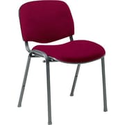 Global Custom Deluxe Stacking Chair, Shiraz, Ultra-Premium Grade