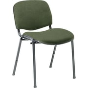 Global Custom Deluxe Stacking Chair, Jade, Ultra-Premium Grade
