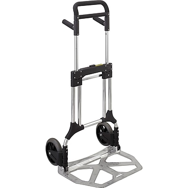 Safco®  Stow-Away Heavy-Duty Hand Truck Cart