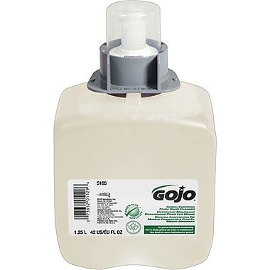 GOJO FMX-12 Green-Certified Foaming Hand Soap, Refill, 1,250 ml.