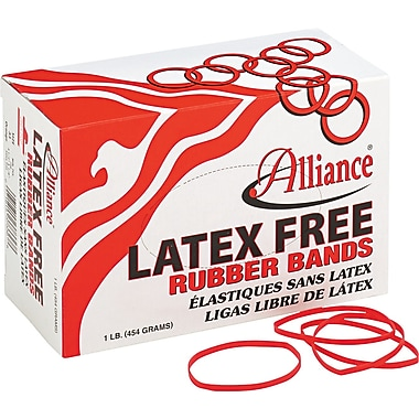Alliance Latex-Free Rubber Bands, #33