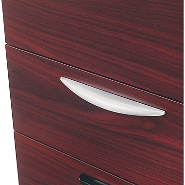 basyx by HON BW Optional Lateral File Pull, Brushed Nickel