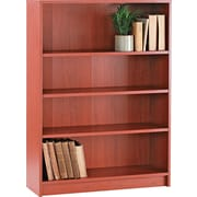 HON® 1870 Series Wood Laminate Bookcases - 4-Shelf, Henna Cherry