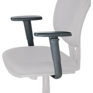 HON® Height-Adjustable T-Arms for Volt Series Task Chairs