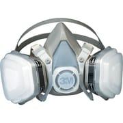 3M Dual-Cartridge Respirator Assembly 52P71, Organic Vapor/P95