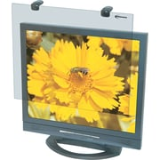 Protective Antiglare LCD Monitor Filter, Fits Laptop/LCD to 15""