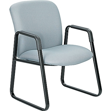 Safco Uber™ Big and Tall Guest Chair, Gray