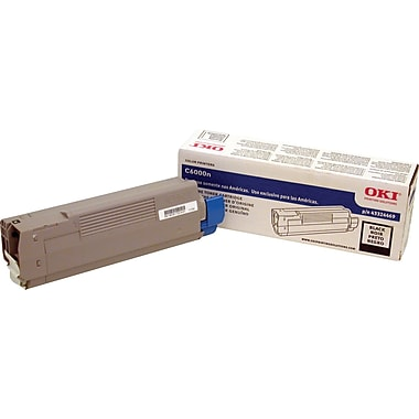 Okidata Black Toner Cartridge (43324469)
