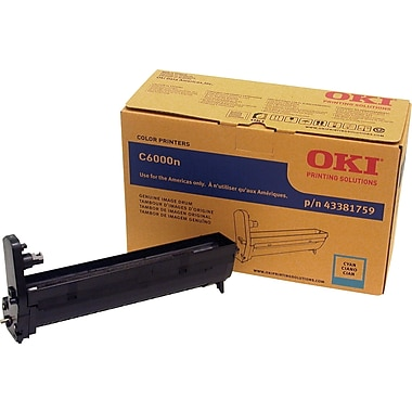 Okidata 43381759 Cyan Drum Cartridge