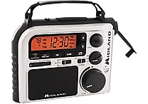 Midland Emergency Crank Weather Radio