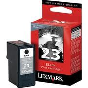 Lexmark 23 Black Ink Cartridge (18C1523)