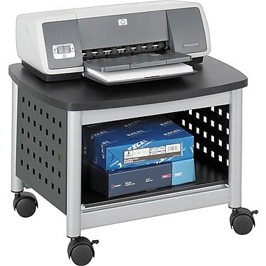 Safco® - Support à imprimante Scoot, sous le bureau