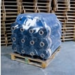 """Gusseted Poly Pallet Shrink Bags, 50"""" x 48"""" x 84"""", 4 mil"""