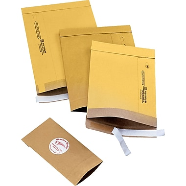 Jiffy® Utility Shipping Mailer, Open Ended Closure, 12-1/2