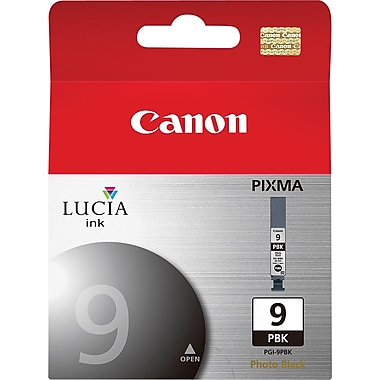 Canon PGI-9PBK Photo Black Ink Cartridge (1034B002)
