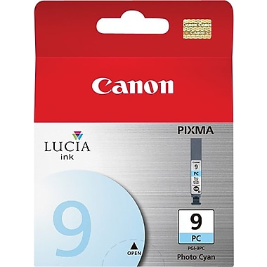 Canon® PGI-9 Photo Cyan Ink Tank (PGI-9PC)