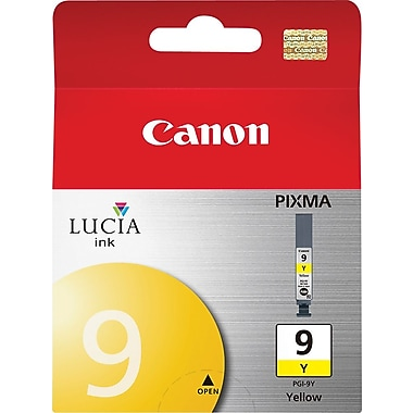 Canon PGI-9Y Yellow Ink Cartridge (1037B002)